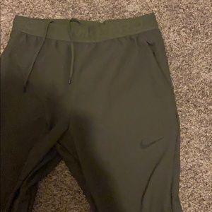 Nike track sweats